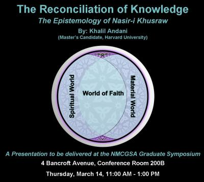 Video: The Concept of Knowledge ('ilm) in Nasir-i Khusraw's Philosophy