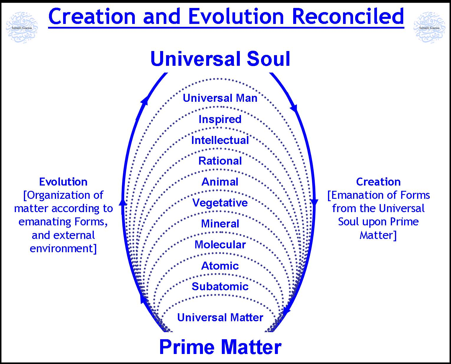 the various contradictions between the theories of creation and evolution The investigation wanted to uncover the driving forces behind the process of evolution,  enabled the creation of various  general theory of innovation.