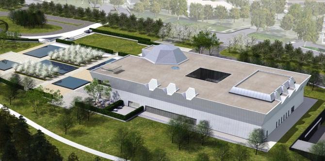 The Aga Khan Museum, Toronto