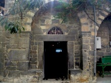 Maqam al-Imam, Salamiyyah, Syria. It is believed to contain the tomb of Imam Isma'il ibn Ja'. After Muhammad ibn Isma'il, the Isma'ili Imams directed the Isma'ili da'wah from Salamiyyah until the establishment of the Fatimid Caliiphate in 909.