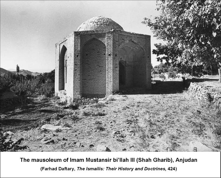 Imam Gharib Mirza