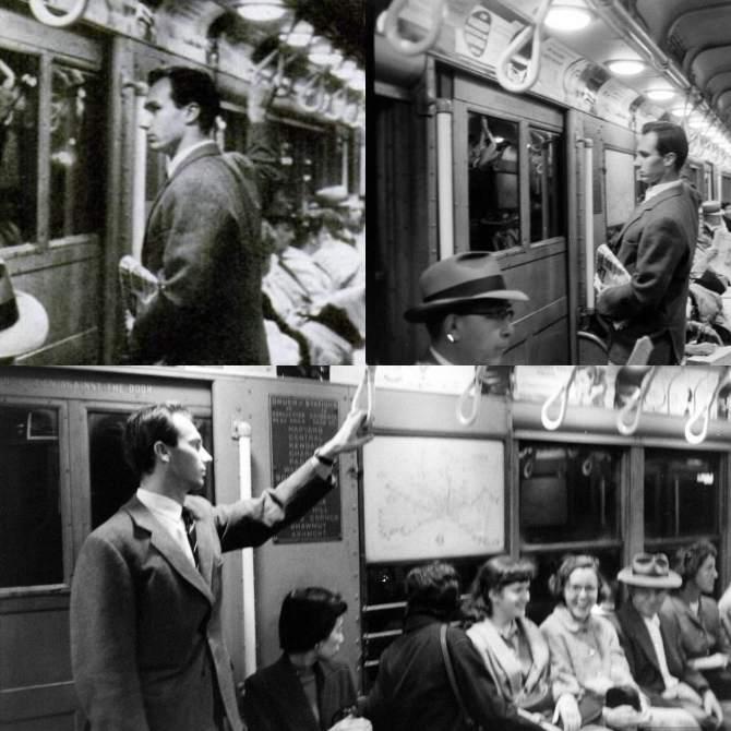MHI on Boston Subway
