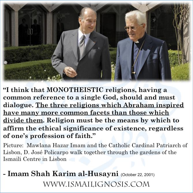 MEME - MHI with Catholic Cardinal