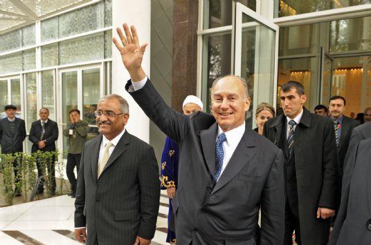 Mawlana Hazar Imam's visit to Tajikistan drew to a close today.